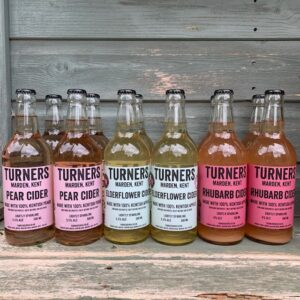 Turners flavoured cider mixed case
